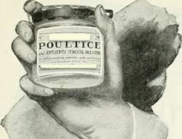 poultice drawing